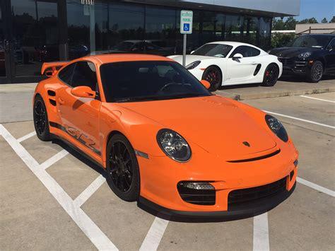 Orange For Sale by 2009 Porsche 911 Gt2 In Pts Orange For Sale At 410 000 Autoevolution