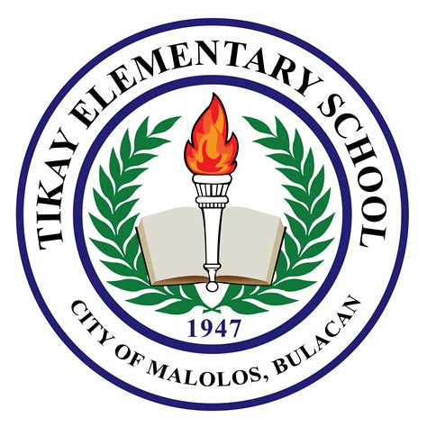 design a school logo free tikay elementary school logo tikay city of malolos