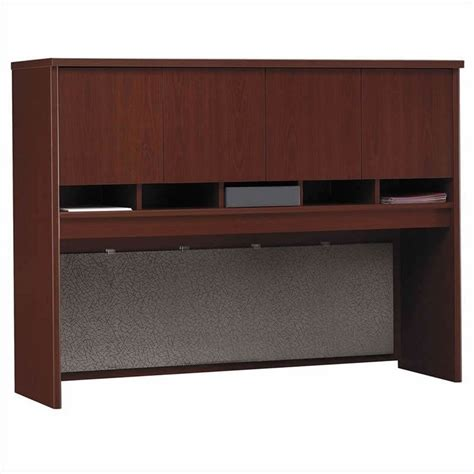 Bush U Shaped Desk Bush Business Series C Mahogany U Shaped Desk Bsc054 367