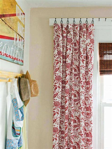 Diy Curtain Decor by Diy Curtains To Dress Up Any Space Homeyou