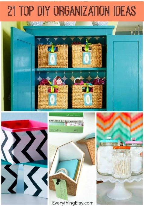 diy home organization 21 top diy home organization ideas