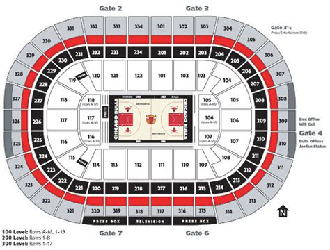 bull arena club seats united center event parking guide parking in chicago