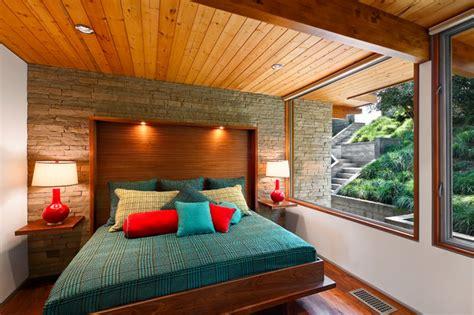 century home design inc mid century modern residence midcentury bedroom