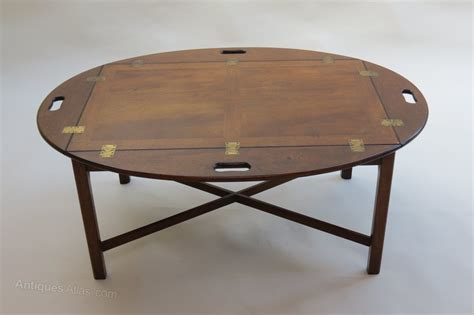 antique butlers tray table antiques atlas 1960s mahogany butlers tray coffee table