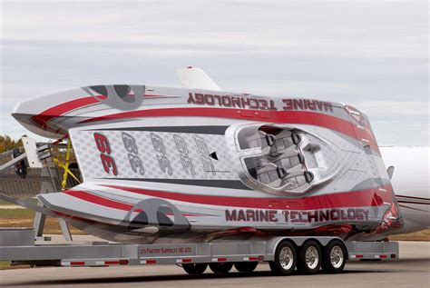 mti boat barrett jackson miami vice move boat at barrett jackson offshoreonly