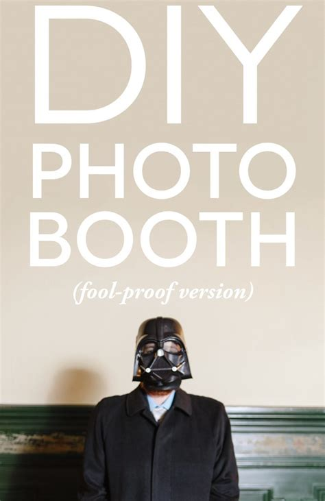 building a photo booth diy wedding photo booth www imgkid com the image kid