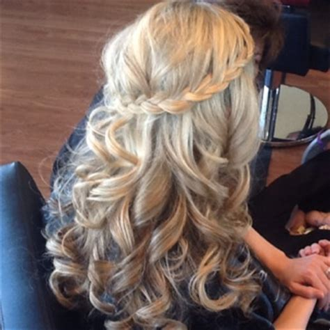 hairstyles down with plaits wedding hair weddingbee