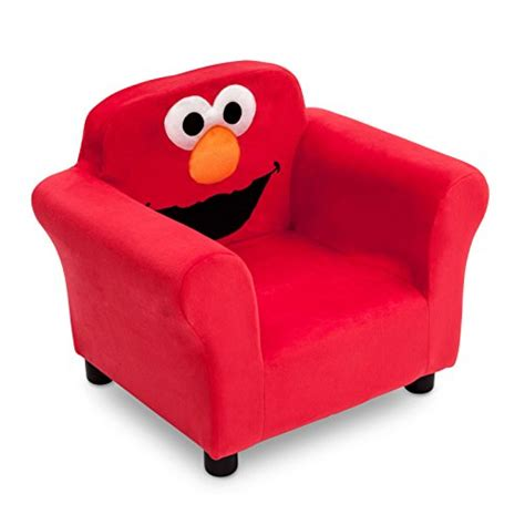 sesame elmo upholstered chair play tables chairs
