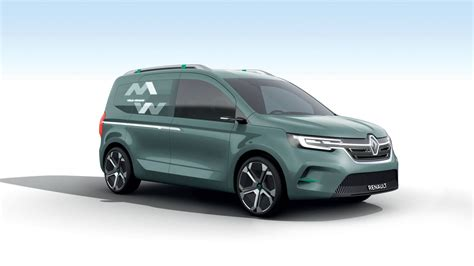 Renault Concept 2020 by New Renault Kangoo Z E Concept Previews 2020 Production