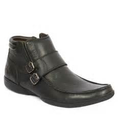 Best Product Sepatu Kulit Pantofel Pria Bally Boots Zipper Formal buckaroo s black fausto leather shoes buy buckaroo