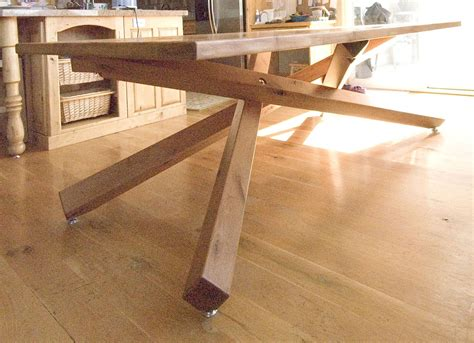 made by woodworking crafted dining table by terry s woodworking