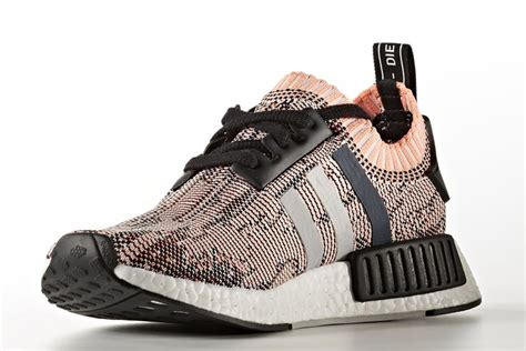 adidas nmd r1 gets a quot salmon pink quot makeover missbish s fashion fitness lifestyle