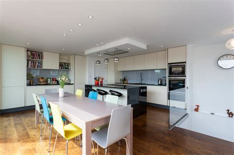 clerkenwell flat dining room other