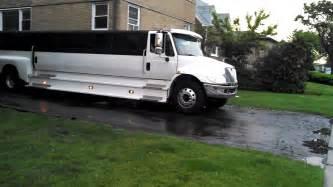 International Semi Truck 10 Wheels Limo International Semi Truck 10 Wheels Limo