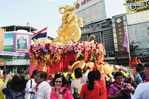 lunar new year parade nyc 2015 festival celebrated in bangkok s chinatown 3 chinadaily cn