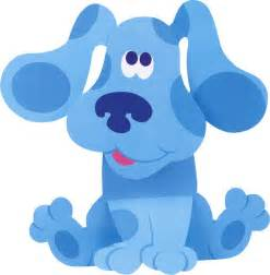 blues clues picture magenta blue from blue s clues