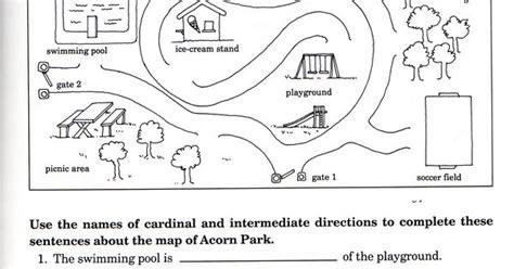 printable us map for kindergarten intermediate directions worksheet graphic design logos