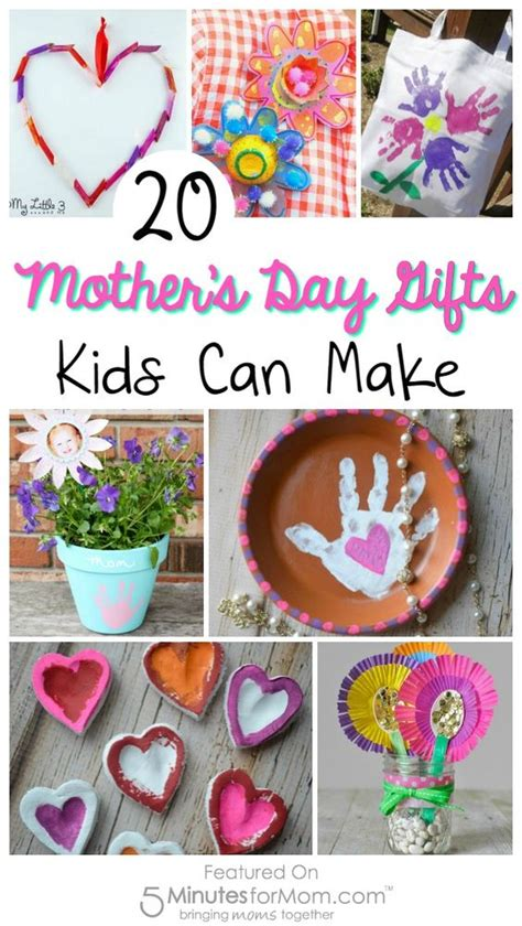kid craft gift ideas day gifts s day and mothers on