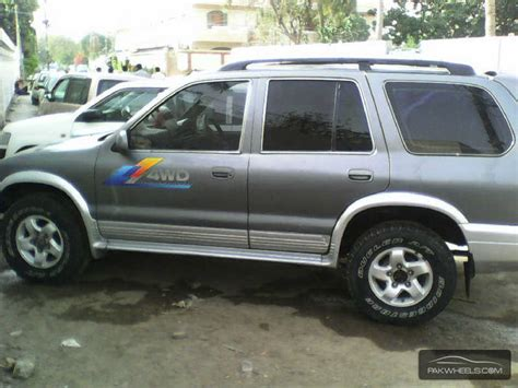 Kia Sportage 4x4 For Sale Used Kia Sportage 2 0 Lx 4x4 2004 Car For Sale In Karachi
