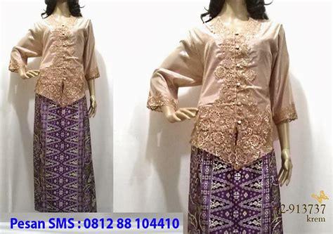 Atasan Kebaya Kode Nw 58 kebaya putri indonesia kebaya lengan 3 4 a2 913737 rp 250