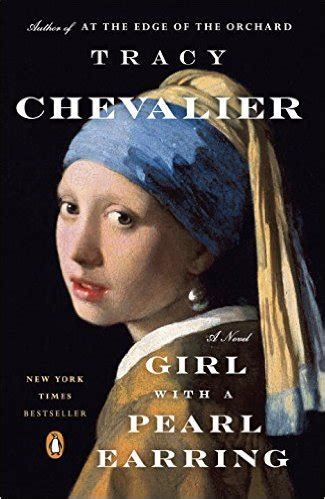 Themes Of Girl With A Pearl Earring Novel | 13 novels about real life artists