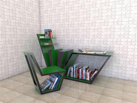 Meja Belajar Sudut 10 model furniture unik yang dapat mempercantik interior