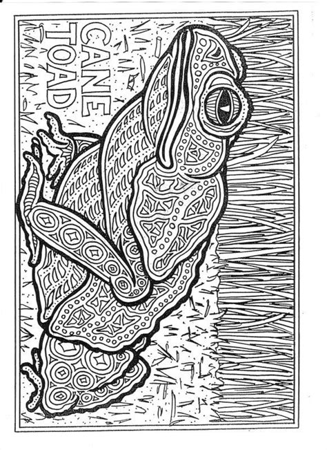 coloring pages animals patterns pinterest the world s catalog of ideas