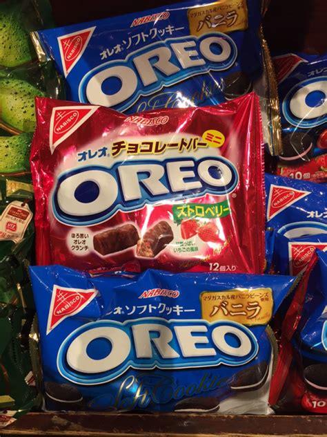 Oreo Selection mousesteps japanese oreo selection comes to epcot s mitsukoshi department store