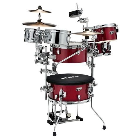 Tama Bass Drum For Coctail tama cocktail jam apple mist cocktail drumset 171 drum kit