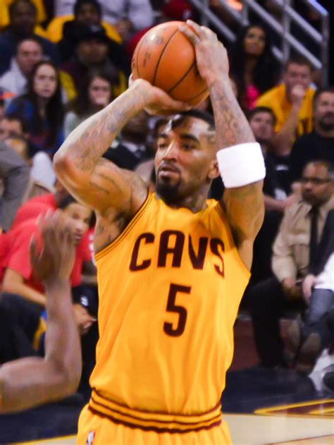 who is the cavaliers player with the high hair j r smith wikipedia