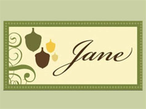 thanksgiving dinner place cards template print thanksgiving place cards from hgtv hgtv