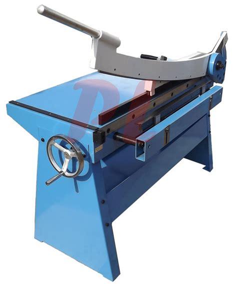 cutting bench guillotine shear 40 034 x 20 gauge sheet metal plate
