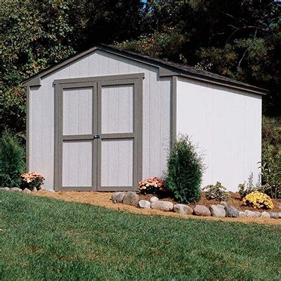 Sheds Metal Plastic Wood Garden Sheds At The Home Depot Backyard Wood Sheds