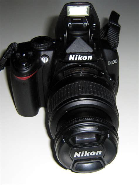nikon d3000 price nikon d3000 with 18 55mm lens clickbd