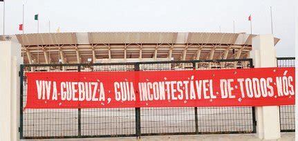 moambique para todos poltica partidos mo 231 ambique para todos quot viva guebuza guia incontest 225 vel