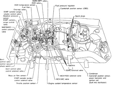 1997 nissan altima engine diagram 2005 nissan altima