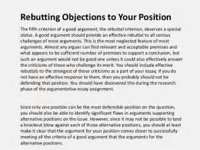 How To Organize An Argumentative Essay by Position Essay Position Argument Essay How To Organize