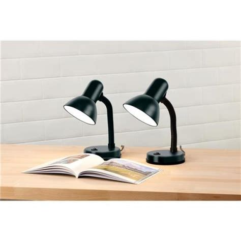 flexible l neck material 40w electric flexible neck desk l black l958bk l1105bh
