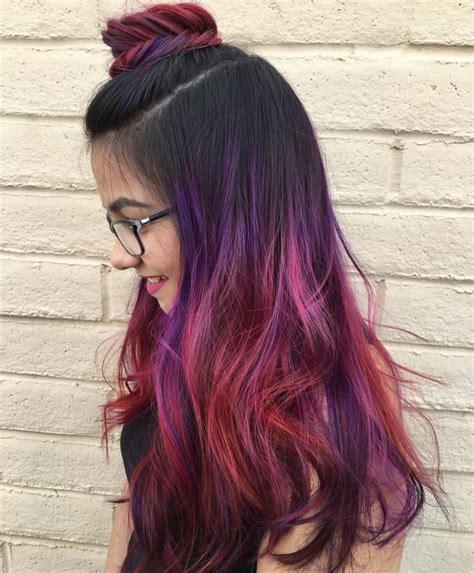 Jual Rambut Palsu Ombre beli cat rambut murah binkdotz