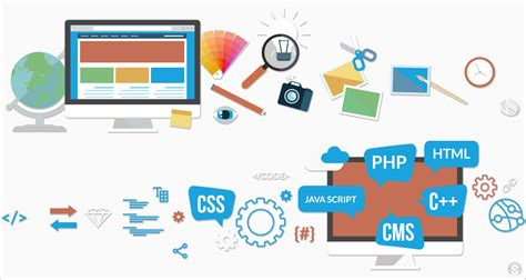 design web page html language web development