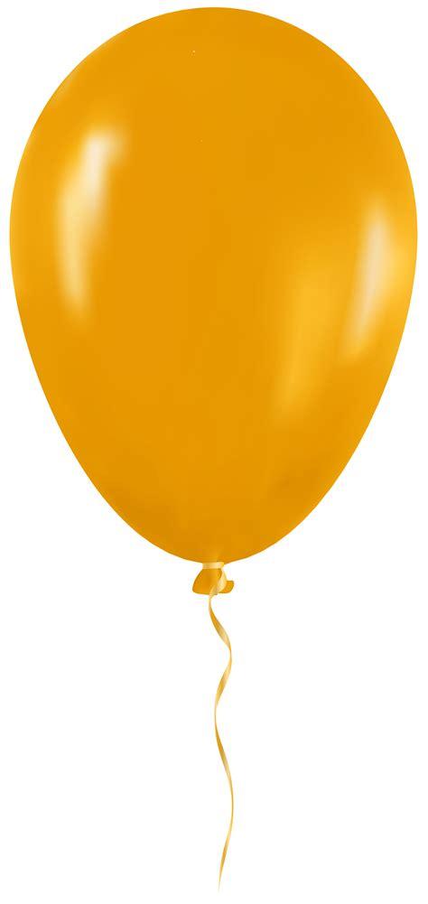 Yellow balloon png clip art best web clipart