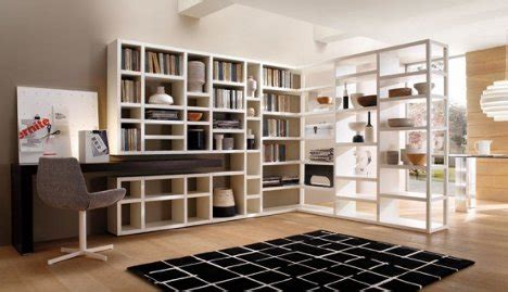 putting up walls 10 gorgeous wall mounted bookcases