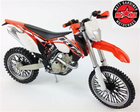 diecast motocross 2014 ktm exc f 350 1 12 die cast motocross enduro mx toy