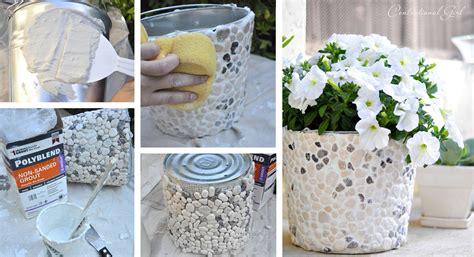 decorare il giardino coi sassi decorare con i sassi 20 idee creative fai da te ispirando