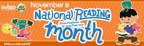 reading month themes 2011 department of education division of bataan news and updates