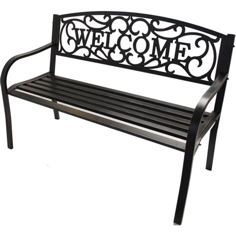 black metal bench outdoor antique patio chairs for sale classifieds