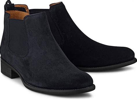 gabor chelsea boots  blau dunkel kaufen goertz