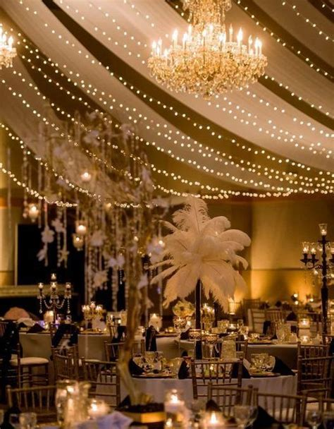 the great gatsby theme night christmas parties great gatsby themed old down estate