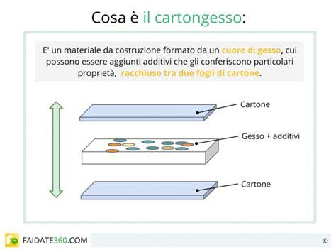 spessore controsoffitto cartongesso scheda tecnica prezzi uso e tipologie