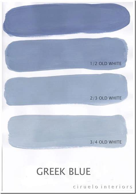 Sloan Blue Paint Techniques